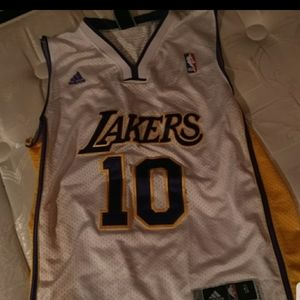 Steve Nash Lakers Jersey